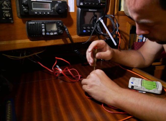 kabel-arbeiten